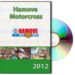 DVD Hamove Motorcross