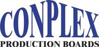 Conplex production boards